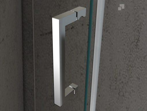 Uchwyt drzwi prysznicowych