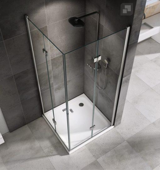 KABINA prysznicowa SKŁADANA DS2000 - LEYDEN PREMIUM