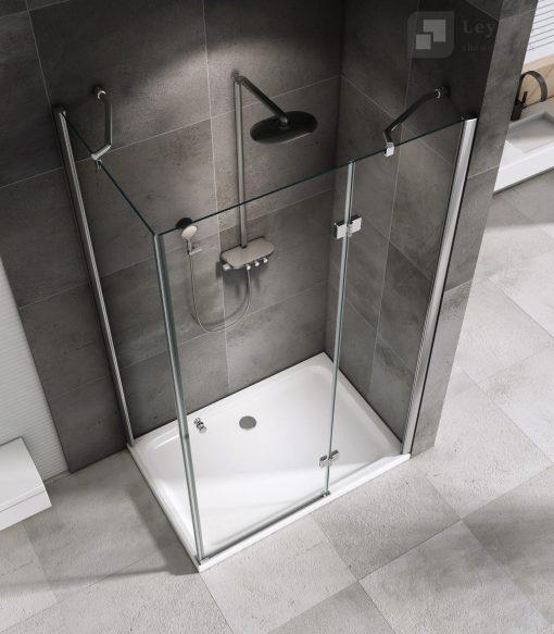 KABINA prysznicowa UCHYLNA DS4000 - LEYDEN PREMIUM